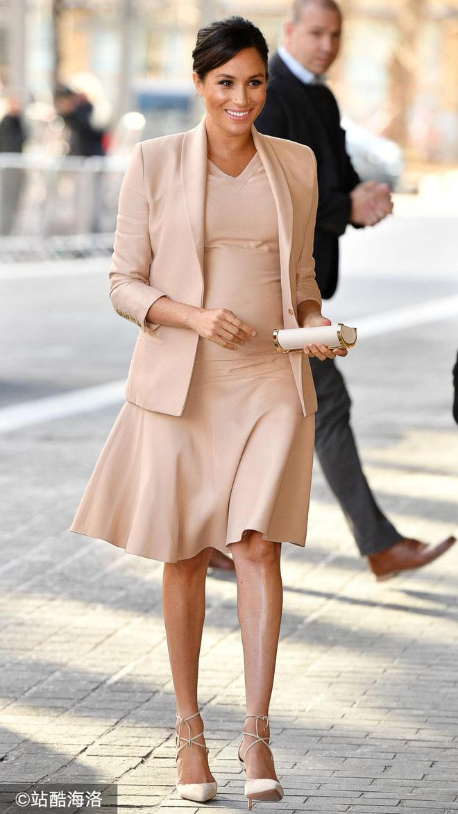 梅根懷孕期間服裝花費是凱特的7倍?讓我們看看她都穿了啥