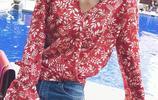 換季清倉!南方的女人有福了,雪紡蕾絲衫低於成本價甩完換貨