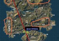 """刺激戰場海島地圖中有哪些富得流油的""""小地方""""?"""