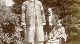 罕見老照片,洋人稱其為中國巨人,邀請他世界巡迴表演,紅遍歐洲