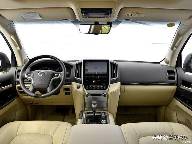 售價百萬的豐田蘭德酷路澤,養車一年需要多少錢?