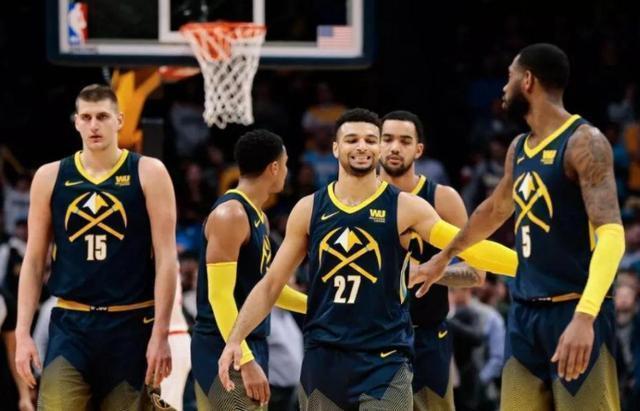 【NBA】10日    波特蘭開拓者  VS  丹佛掘金    開拓者無力迴天