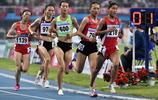 胥秋子獲全運會女子5000米跑冠軍