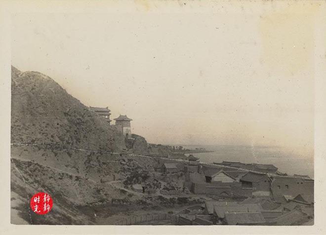 抗戰時的陝西潼關,看那時的潼關