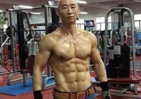 亮劍中的老臘肉,健身17年,肌肉緊實身材似彭于晏
