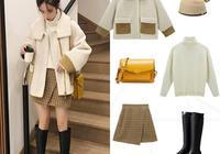 今年流行穿羊羔毛外套,比風衣保暖,比羽絨服帥氣,你備了嗎?