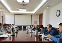 中國傳媒大學後勤管理處一行來校調研