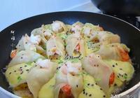 餃子別再煮著吃了,試試這樣做,營養健康美味,出鍋連芝麻都不剩