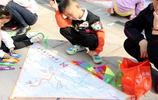 林州:放下手機與孩子們一起繪畫,看他們的內心世界