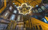 """用了16噸黃金裝飾 貧窮限制了我的想象力""""聖索菲亞教堂"""""""