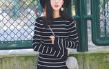 41歲林心如現機場,打扮得比小姑娘還時髦,網友:勝過當年紫薇