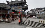 這座古鎮被譽中國最美羌城!三千年前就是長壽之鄉,儼然水墨畫