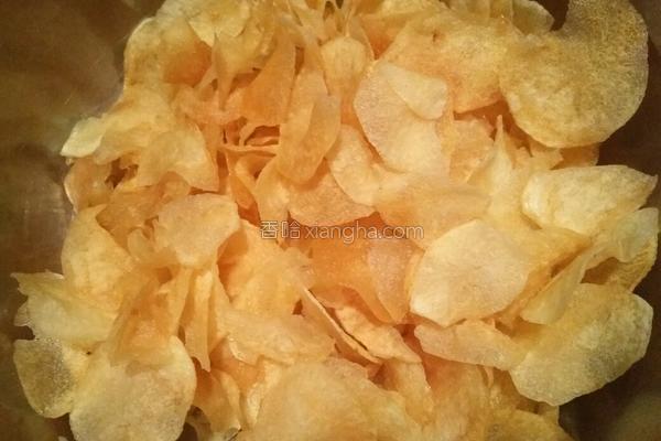 薯片の做法