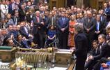 """英國""""脫歐""""協議被議會下院否決了!BBC:英政府史上最大失敗"""