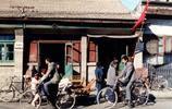 老照片:老北京,沒有共享單車的年代