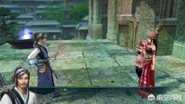 經典RPG遊戲《仙劍奇俠傳》李逍遙後期還在哪些版本中出現過?