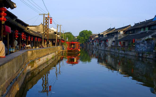 這個上海千年古鎮,景色古樸建築大氣,消費低知道的人卻好少!