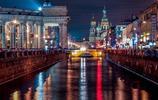 """俄羅斯的""""顏值巔峰""""!攝影師鏡頭下的聖彼得堡之冬"""