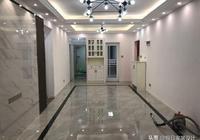 新房硬裝完工花了14萬,打掃乾淨還沒傢俱就很漂亮,值了!