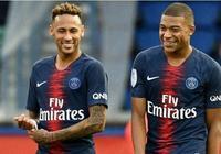 外媒報道為避免懲罰大巴黎要選內馬爾和姆巴佩,巴薩給出解決方案