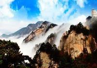 安徽這座山是大別山第二高峰,吳楚東南第一關,屈原在此寫奇文