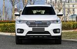 T動力+雙離合,配全景天窗/中控大屏,哈弗全新SUV或8萬起