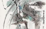 淡雅清新,意境幽遠,著名寫意花鳥大家秦天柱作品65張,建議收藏
