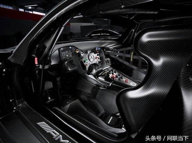 全球僅5臺的奔馳AMG GT3 50週年紀念版有多牛?