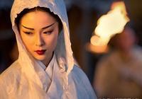 電影《三少爺的劍》之悲涼女子,慕容秋荻