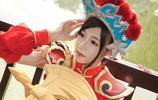 王者榮耀cosplay:虞姬霸王別姬