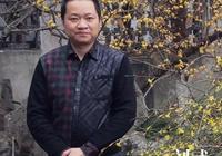 劉武山水國畫扇面作品欣賞