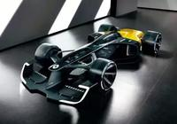 未來F1賽車