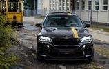823匹1100牛米的怪獸BMW MHX6 800 X6 M