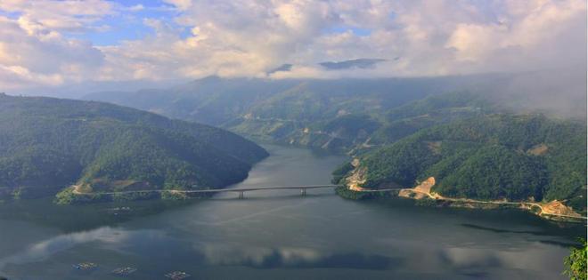 世界第七長河——瀾滄江