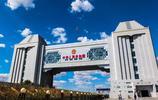 中俄邊境線上的風景線,巍峨國門,去滿洲里遊玩非去不可的地方!