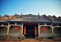 廣州規模最大的古祠堂,遊客都喜歡看屋頂,雕刻品多達幾百件