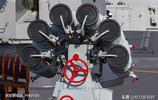 中國海軍054A導彈護衛艦極致高清圖 32聯裝巧克力是亮點