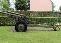M101式105毫米榴彈炮,美軍裝備數量最多的榴彈炮!