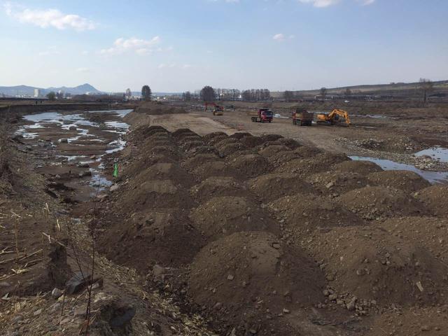 龍井市水毀水利工程全面開工建設