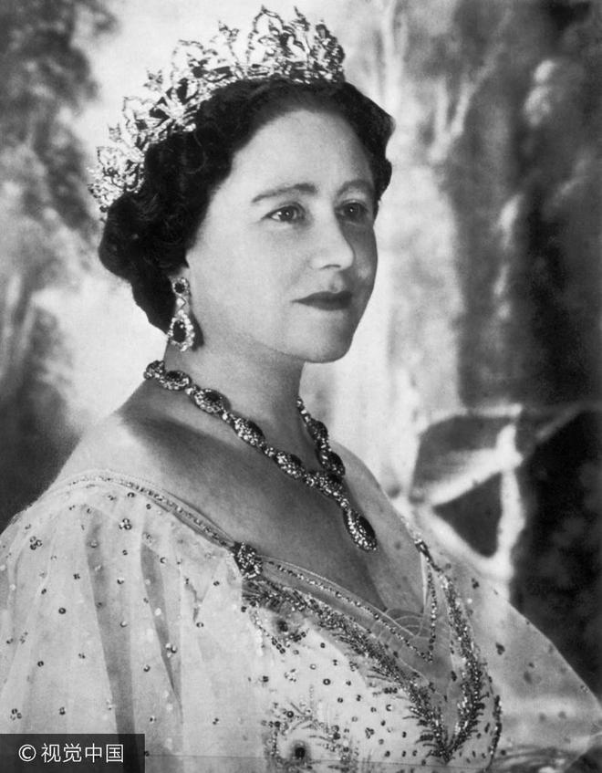 伊麗莎白二世的母親 伊麗莎白王太后