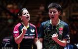 世乒賽混雙 方博/索爾佳組合晉級四強
