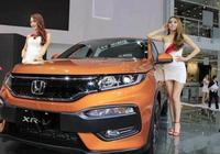 本田XR-V讓利促銷,11萬多起售!