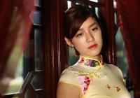 旗袍:旗袍芝蘭