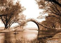 晚清老照片:圖一是頤和園玉帶橋,圖四清朝貴婦的鞋子是亮點