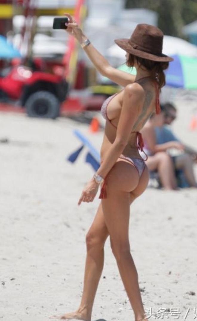 歐美女星海邊度假,淺談姑娘如何打造好品味和好氣質