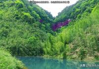 無數瀑布之地貴州遵義赤水市,祕境之赤水天池瀑布,貴州的喀納斯