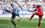 中超第六輪大連一方1:1重慶斯威,卡拉斯科與費爾南多各進一球