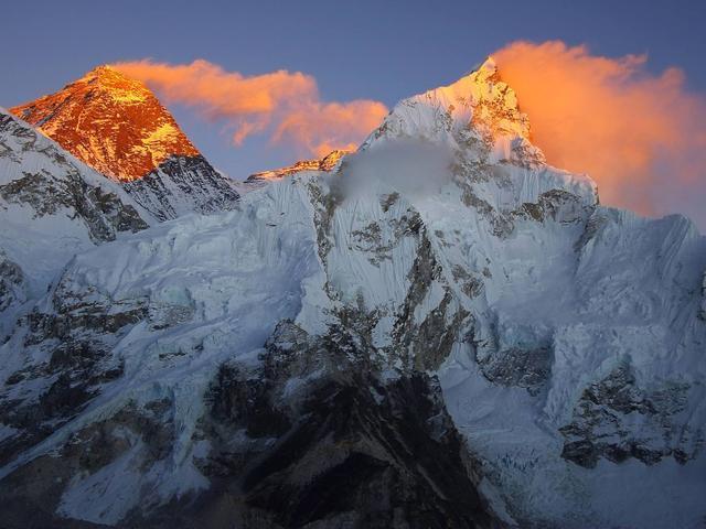 世界第三極—珠穆朗瑪峰