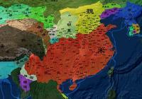 南北朝歷史一團漿糊?看懂這10幅地圖你就豁然開朗了