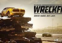 最強暴力賽車遊戲《橫衝直撞》原廠精神續作:Wreckfest